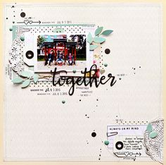 LO #Together by lenochka at @studio_calico