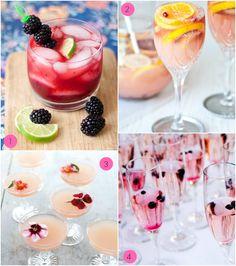 12 Fab Bridal Shower Cocktails