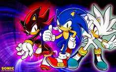 Widescreen Wallpapers: sonic the hedgehog image - sonic the hedgehog category