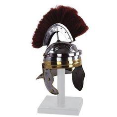 Helm Römischer Offiziershelm Museum, Home Appliances, Roman Helmet, Weapons, Steel, House Appliances, Appliances, Museums