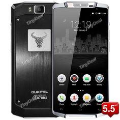 "OUKITEL K10000 5.5"" HD IPS MTK6735P Quad-core 64-bit 4G LTE Phone"