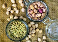 Hülsenfrüchte, die Hydrate oder Eiweiß zur Gewichtsreduktion sind