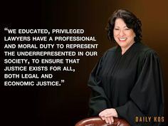 Justice Sonya Sotomayor on justice. Fight The Power, Fight The Good Fight, Economic Justice, Social Justice, René Girard, Sonia Sotomayor, Womens Month, Worth Quotes, Supreme Court Justices