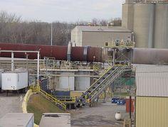 Cement kiln - Wikipedia, the free encyclopedia