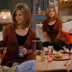 The style of Rachel Green