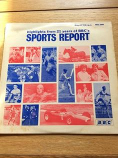Highlights of bbc sports #report lp #rec29m joe davis mary rand 1966 #world cup,  View more on the LINK: 	http://www.zeppy.io/product/gb/2/122207594225/