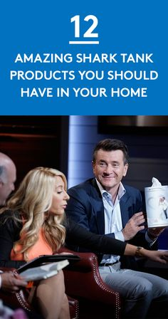 12 Amazing Shark Tank Products You Should Have In Your Home | Is your favorite on the list?