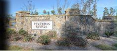 Peyton's Ridge