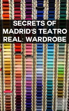 Discover the secrets of Madrid's Teatro Real - the most exciting theatre in Spain with a great behind the scenes tour
