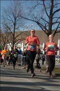Helsinki City Run 2013 - loppusuoralla