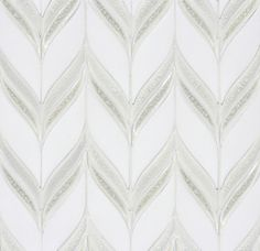 Tide Mosaic shown in Milk Gloss, Cirrus Crackle, and Shadow Jewel | Encore Ceramics