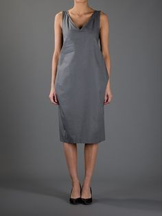 Vegetal dress by Stephen Schneider. Love this but can't imagine it looking good on me.