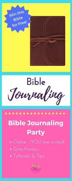 Bible Journaling Par
