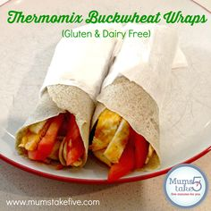Gluten-Free Wrap Recipe- Millet Buckwheat Tortillas Recipe ...