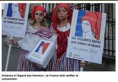 Amnesty internationale 2012 http://www.amnesty.fr/AI-en-action/Violences/Mauvais-traitements/Actualites/Violence-l-egard-des-femmes-la-France-doit-ratifier-la-convention-6932