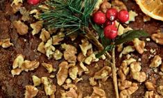 Φτιάξτε το απόλυτο κέικ με γεύση μελομακάρονο!