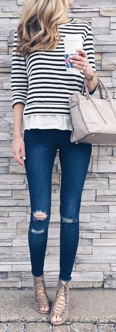 49 mejores imágenes de Jeans ajustados skinny en 2020 | Moda
