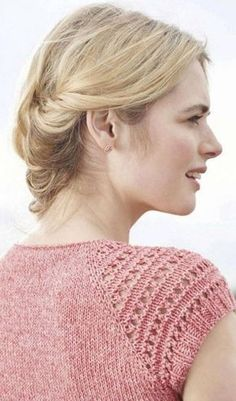 News Search for # knitting - Knitting Patterns Free, Knit Patterns, Free Knitting, Crochet T Shirts, Knit Crochet, Summer Knitting, Knitting Projects, Knitwear, Clothes