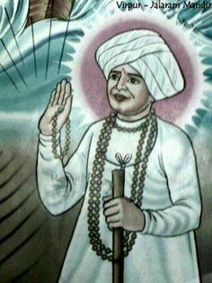 Jalaram saint from saurashtra..Gujrat..india.