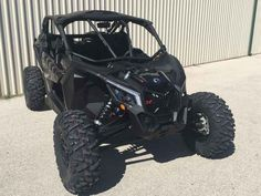 New 2017 Can-Am Maverick X3 X RS Turbo R Triple Black ATVs For Sale in Texas. 2017 Can-Am Maverick X3 X RS Turbo R Triple Black, 2017 Can-Am® Maverick X3 X RS Turbo R Triple Black BORN LEADER This is the world's first factory 72-in wide side-by-side vehicle. With 24-in of suspension travel and advanced FOX Racing components, it stretches the X3 X rs abilities far beyond expectations for staggering performance anywhere. strong>Features may include: 72-in width for ultimate performance…