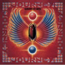 "Journey. Their Greatest Hits album has all of their best songs, and no, I'm not talking about ""Don't Stop Believin'."""