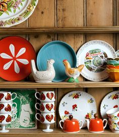 Erin Flett Colorful Maine Home - Colorful and Cheap Decorating Ideas - Country Living