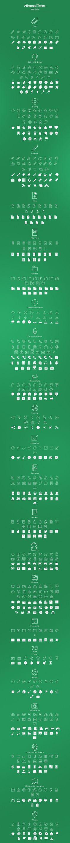 Mirrored Twins Icon Set by WordPress Design Awards , via Behance Web Design, Icon Design, Graphic Design, Joomla Themes, Creative Suite, Ecommerce Solutions, Wordpress Theme Design, Planner Template, Website Themes