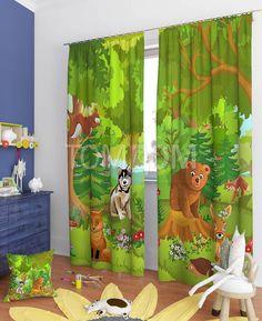 """Комплект штор """"Гениб"""": купить комплект штор в интернет-магазине ТОМДОМ #томдом #curtains #шторы #interior #дизайнинтерьера"""