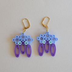 Creative DIY Tutorials How To Make Fancy Earrings #diy #psilovethat