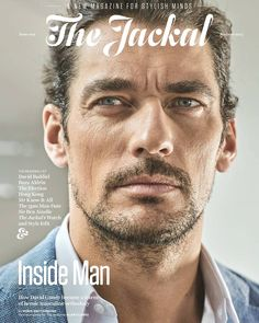 "David Gandy (@davidgandy_official) on Instagram: ""my cover/story and interview for the 2nd issue of @thejackalmag out today.  @afclarkey / styling:…"""