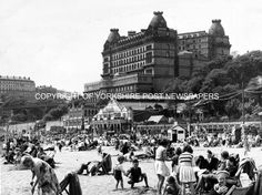 The Grand Hotel, Scarborough Oct 1960 Visit; http://yorkshirepost.newsprints.co.uk/search/scu/p/u/220751/1/yorkshire%20seaside quote order no. Scarbrook14