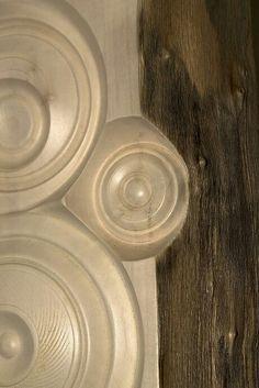 Handmade wood art piece. Such detail! Found at Textures Craftworks Hamilton ON