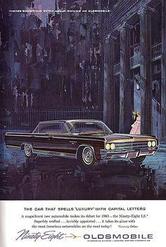 Oldsmobile Ninety Eight...1963