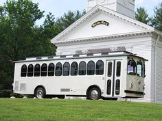Trolly limo