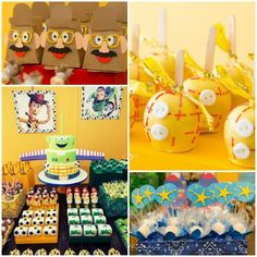 Toy Story Birthday Party with SO MANY REALLY CUTE IDEAS via Kara's Party Ideas | KarasPartyIdeas.com #ToyStoryParty #Party #Ideas #Supplies (1)