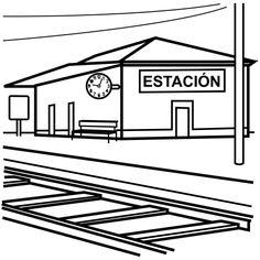 Menta Más Chocolate - RECURSOS PARA EDUCACIÓN INFANTIL: TIENDAS y EDIFICIOS de la Ciudad