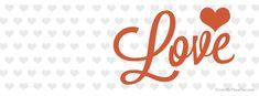 Happy Valentine's Day - Love - Facebook Timeline Cover - www.CoverMyTimeline.com #ValentinesDay #Love