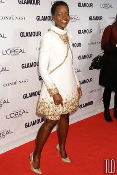 Lupita Nyongo in Chanel Couture