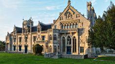 Le Château de Keriolet - Concarneau - Finistère - Bretagne