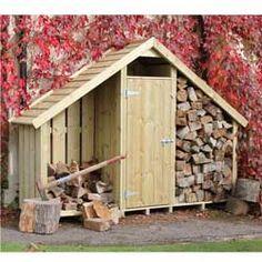 Wimborne Log Store - Making the job of preparing for winter that much easier