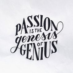Let your passions guide you; they hold purpose.