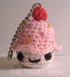 Cách móc móc chìa khóa hình bánh nướng nhỏ - Thủ thuật Teen