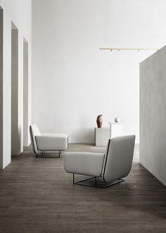 Fresh Egg Pasta Inspired Damian Williamson's Ovo Chair for Erik Jørgensen - Design Milk