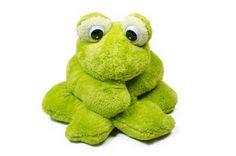 Kuscheltier XXL Frosch