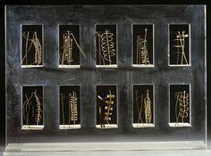 Fausto Melotti - La danza - 1972 - Collezione privata - photo Daniele De Lonti