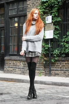 Olivia Emily - UK Fashion Blog.: Cosy Layers.