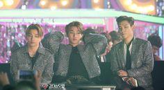 151107 Daesung, Taeyang and T.O.P at 2015 MelOn Music Awards