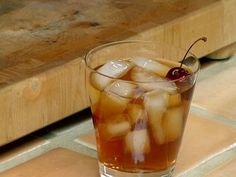 The Man's Manhattan from FoodNetwork.com