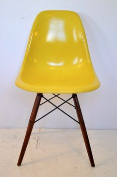 Canary Yellow Eames DSW