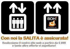 www.boh2k.com  promozione rivolta alle aziende del settore ascensoristico - 2010